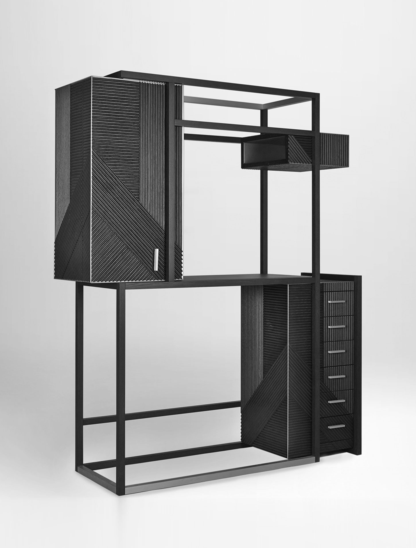 Hampton - Cabinet made in Italy by Rossato
