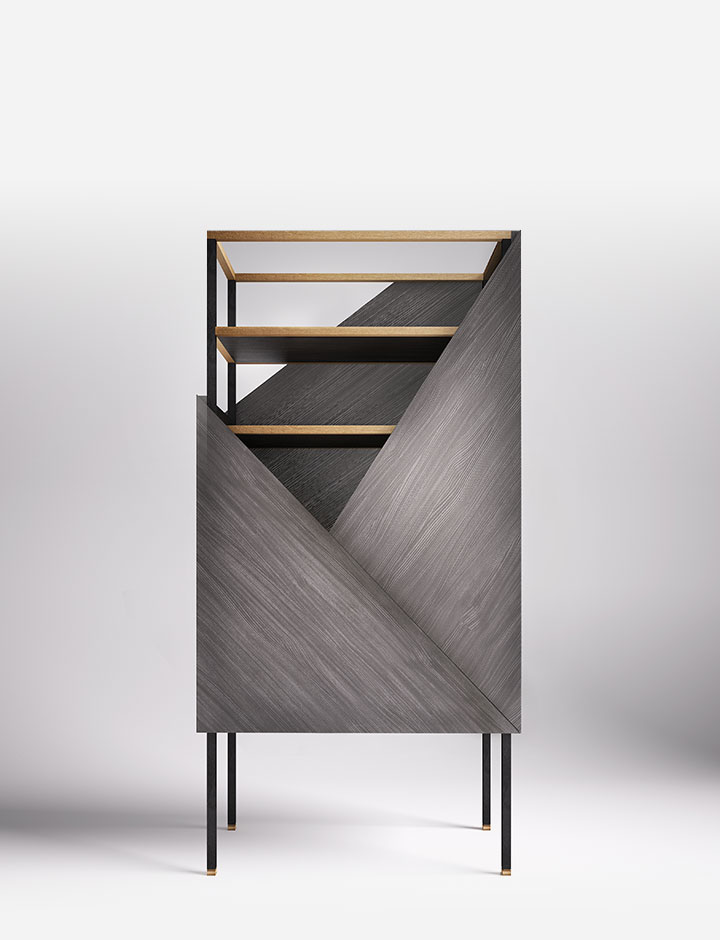 Tuxedo - Cabinet made in Italy by Rossato