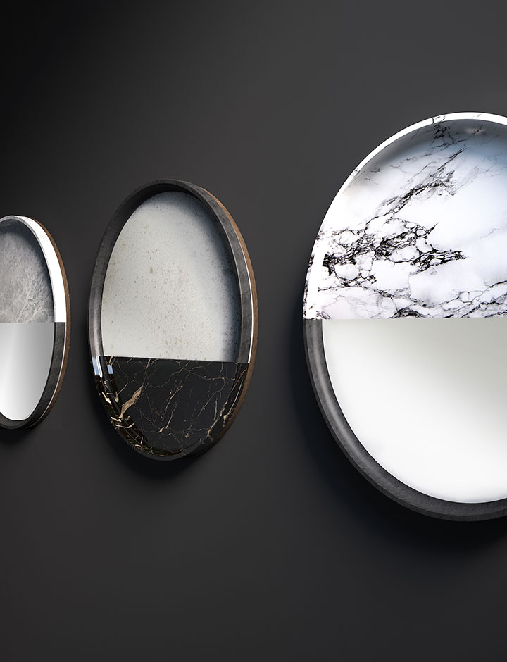 Vanity - Mirror made in Italy by Rossato