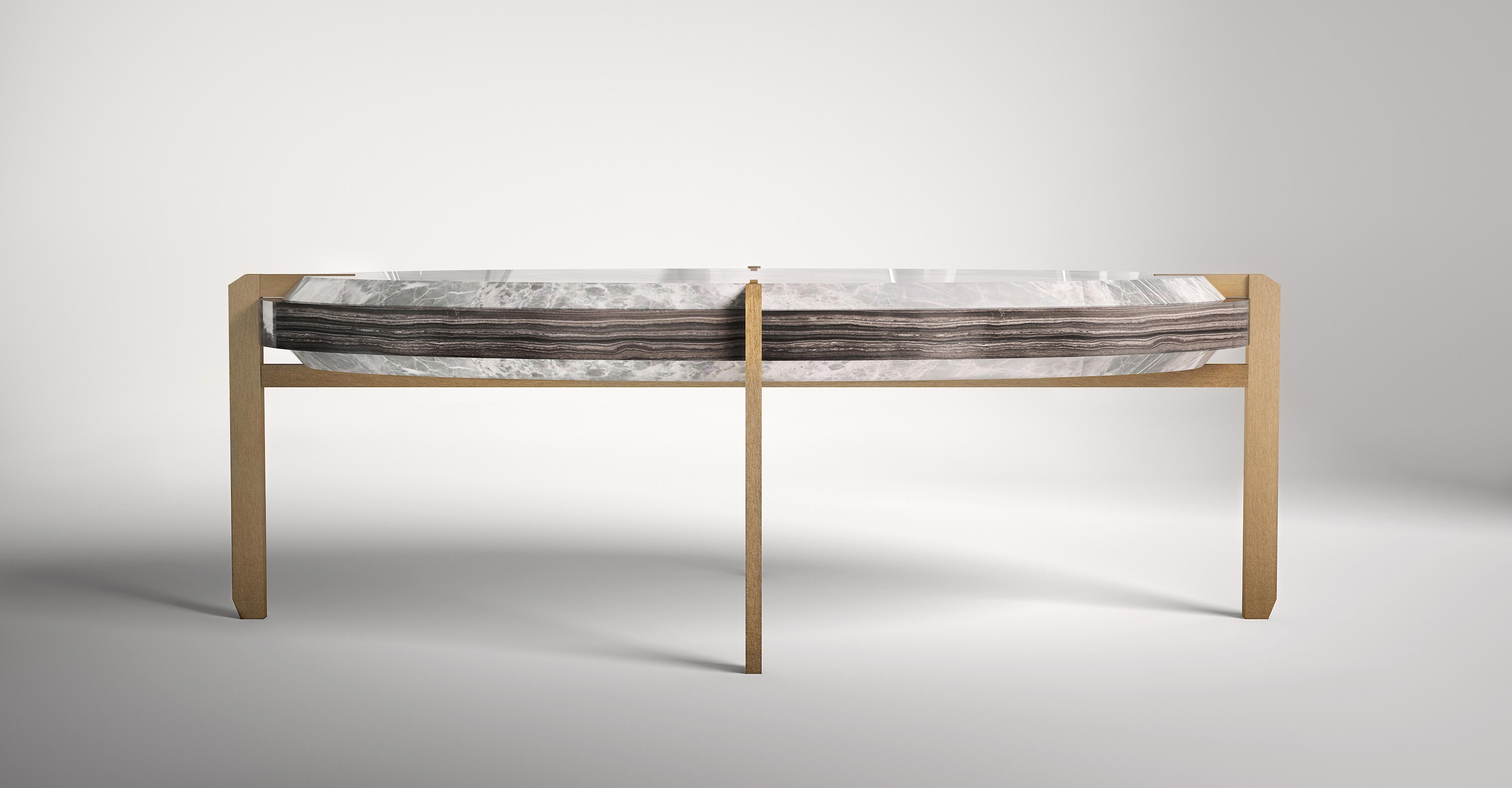 Soho - Small Table made in Italy by Rossato